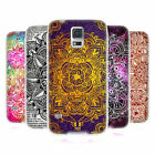 HEAD CASE MANDALA DOODLES SILICONE GEL CASE FOR SAMSUNG GALAXY S5