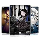 HEAD CASE ART MACABRE SILICONE GEL CASE FOR APPLE iPAD AIR 2
