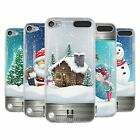 HEAD CASE CHRISTMAS IN JARS SILICONE GEL CASE FOR APPLE iPOD TOUCH 5G 5TH GEN