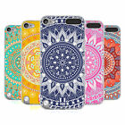 HEAD CASE MANDALA SILICONE GEL CASE FOR APPLE iPOD TOUCH 5G 5TH GEN