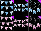 Baby Shower/Birth Party Bunting & Ceiling Decorations Girl or Boy