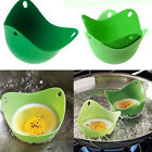 2/4/6Pcs Silicone Egg Poacher Poaching Poach Pods Kitchen Cookware Mould Mold