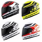 Scorpion EXO-R2000 Fortis Adult Full Face Motorcycle Helmet ALL SIZES