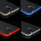 Matte Armor Soft Rubber Hybrid Hard Case Cover for Samsung Galaxy Note 4 + Pen