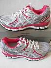 asics womens GT-2000 2 running trainers T3P8N 0100 sneakers shoes