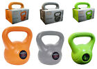 PHOENIX FITNESS Kettlebell 8/6/4KG Home Training Workout Strength Gym Equipment