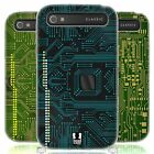 HEAD CASE CIRCUIT BOARDS SILICONE GEL CASE FOR BLACKBERRY CLASSIC Q20