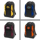 Choose Your NCAA College Team 2 Strap Closer Backpack & Laptop Book Bag