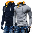 Top Designer Mens Slim Fit Hoodies Hooded Coat Sweats Casual Jackets Sweatshirts