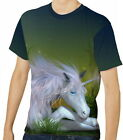 Unicorn Men's Clothing T-Shirts S M L XL 2XL 3XL