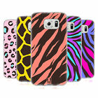 HEAD CASE MAD PRINTS SERIES 2 SILICONE GEL CASE FOR SAMSUNG GALAXY S6 G920