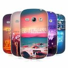 HEAD CASE WORDS TO LIVE BY SERIES 4 GEL CASE FOR SAMSUNG GALAXY FAME S6810