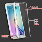 For Samsung Galaxy S6 EDGE LCD Screen Protector Guard with Cleaning Cloth