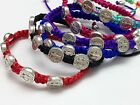 St. Benedict bracelets with five medals for protection and good luck