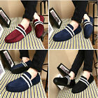 News Business Casual Mens Fashion Slip On Soft Loafers moccasins Driving Shoes