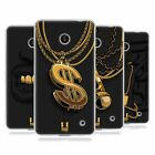 HEAD CASE GHETTO BLING SILICONE GEL CASE FOR NOKIA LUMIA 630