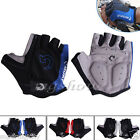 Cycling Gloves Bicycle Bike Riding Motorcycle Sports Gel Half Finger Gloves M-XL