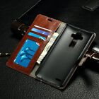 Magnetic Wallet PU Leather Stand Card Photo Frame Case Cover For LG G4/ G3 mini