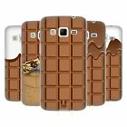 HEAD CASE CHOCOLATY SILICONE GEL CASE FOR SAMSUNG GALAXY EXPRESS 2 G3815