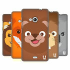 HEAD CASE DESIGNS CARTOON FACE SERIES 2 CASE FOR MICROSOFT LUMIA 535