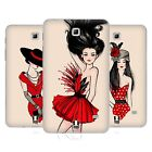 HEAD CASE FASHION SERIES 2 GEL CASE FOR SAMSUNG GALAXY TAB 4 7.0 3G T231