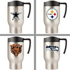 Choose Your NFL Team 16oz Stainless Steel Insulated Travel Mug by Great American