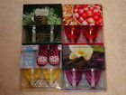 BATH & BODY WORKS WALLFLOWERS HOME FRAGRANCE 2-PACK HOLIDAY, SUMMER *CHOOSE*