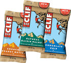 cliff bar cycling outdoors sports energy bars x 12 various flavours