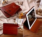 Mosiso Vintage Smart Slim Case for iPad Mini 2/3/4  Air 2/1 Tablet Cover Case