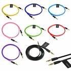 aux cable - Gold 3.5mm Male to Male Car Aux Auxiliary Cord Stereo Audio Cable for Phone iPod