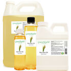 Rice Bran Carrier Oil (100% Pure & Natural) FREE SHIPPING