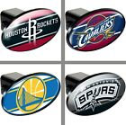 """Choose Your NBA Team 2"""" Trailer Hitch Receiver Cover by Great American"""