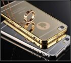 Luxury Aluminum Ultra-thin Metal Case Cover for Apple iPhone 5S 6 Plus USA Stock