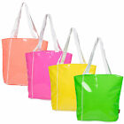 16 Ltr Neon Insulated Beach Lunch Thermal Cooler Freezer Ice Bag BBQ Food Dinner