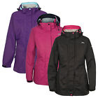 Trespass BOLTS Womens Ladies Windproof Rain Coat Waterproof Jacket