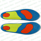 Quality Shock Absorbing Gel Insoles Trainer Boot Shoe Arch Support Heel Cushion