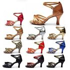 Ballroom Brand New Latin Dance Shoes for Women/Ladies/Girls/Tango Salsa heeled