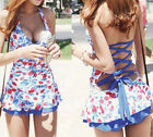 Womens Swimwear Bikini Cover Up Dress Halter Tops Rompers Jumpsuits Summer Beach