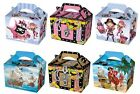 10 Childrens Kids Party Lunch Boxes Loot Bag Party Favour Pirate Birthday Party
