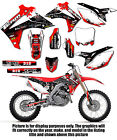 2004-2010 HONDA CRF 80 100 GRAPHICS KIT DECALS DECO 2009 2008 2007 2006 2005