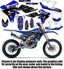 2003-2004 YAMAHA WR 250 450 GRAPHICS KIT DECALS STICKERS 250F 450F DECO WR250F