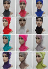 New Style Cotton Lace Muslim Inner Hijab Caps Islamic Underscarf Sports Hats