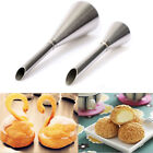 Stainless Steel Cake Cream Icing Piping Nozzle Tips Sugarcraft Pastry Fondant