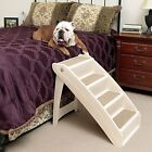 Solvit Pet Steps Dogs Cats Stairs Foldable Ramp Bed Chair Puppy Kitty Furniture