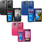 For Alcatel OneTouch Pop Astro Premium Bling Diamond Wallet Case Pouch Cover