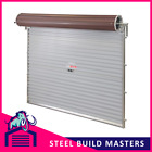 Electric GlideRol Roller Garage Door. 2.44m (8') high and up to 3.0m (10') wide