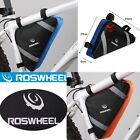 ROSWHEEL Triangular  Bike Cycling Frame Tube Bag Triangle Bicycle Storage Pouch
