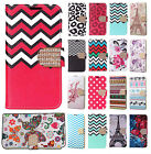 For LG G Stylo Leather Premium Wallet Case Pouch Flip Phone Protector Cover