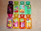 BATH & BODY WORKS TRAVEL SIZE SHOWER GEL HAWAII,WOODS,OAHU *CHOOSE YOUR SCENT*
