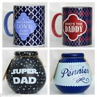 Fathers Day Special MUG Selection for Daddy Dad & Grandad Gift for Office & Home